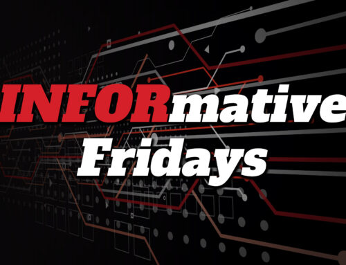 INFORmative Fridays: September 4, 2020