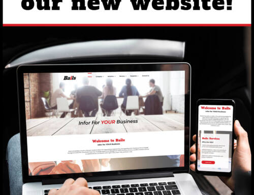 Bails Announces New Website
